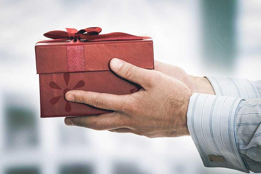 ekskluzywny prezent dla szefa