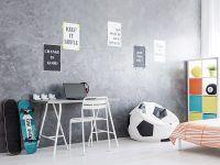 Projekt pokoju dla chłopczyka jako pomysł na kartę upominkową