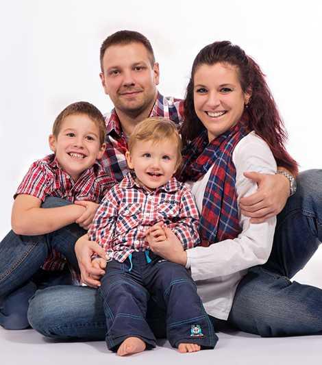 """""""Foto Rodzinka"""" – voucher na sesję Family"""