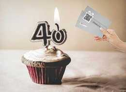 Oryginalne prezenty na 40 urodziny