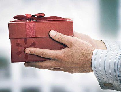 prezent dla szefa