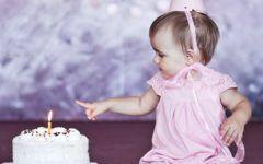 Prezenty na pierwsze urodziny