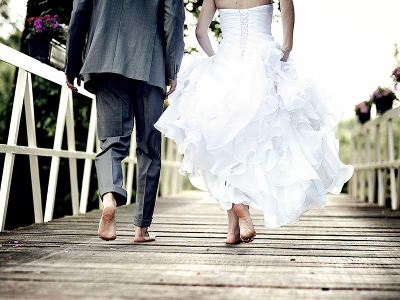 Prezenty ślubne dla pary młodej