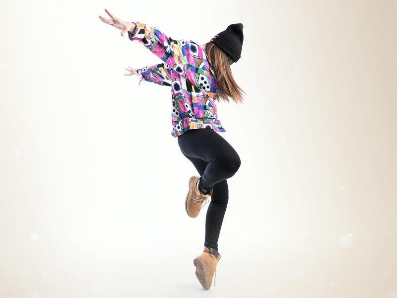 pomysł na prezent dla dzieci hip-hop, breakdance czy dancehall