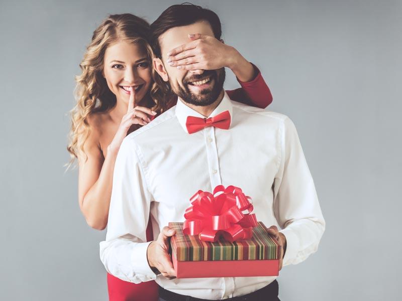 Pomysł na prezent na imieniny dla mężczyzny