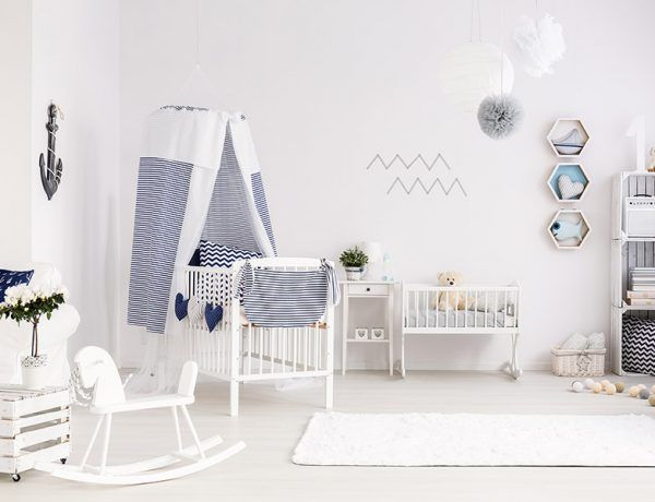 Zobacz projekt pokoju dziecięcego