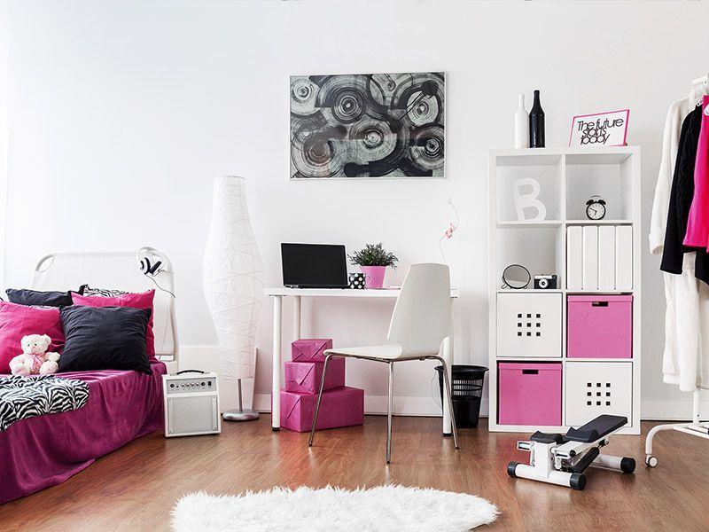Sprawdź jak urządzić pokój nastolatce