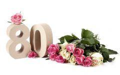 Sprawdź prezent dla mamy na 80 urodziny