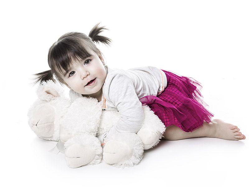 Zobacz prezent dla trzyletniej dziewczynki