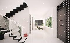 Zobacz jak urządzić przedpokój ze schodami