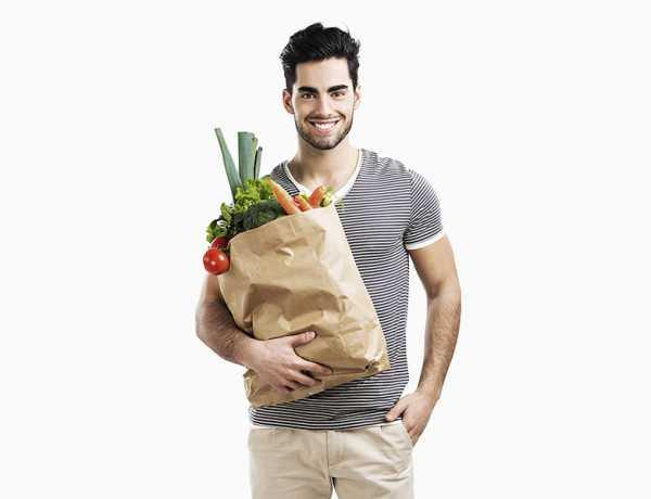 Wypróbuj zdrowe jedzenie na zamówienie