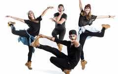 impreza w studio tanecznym