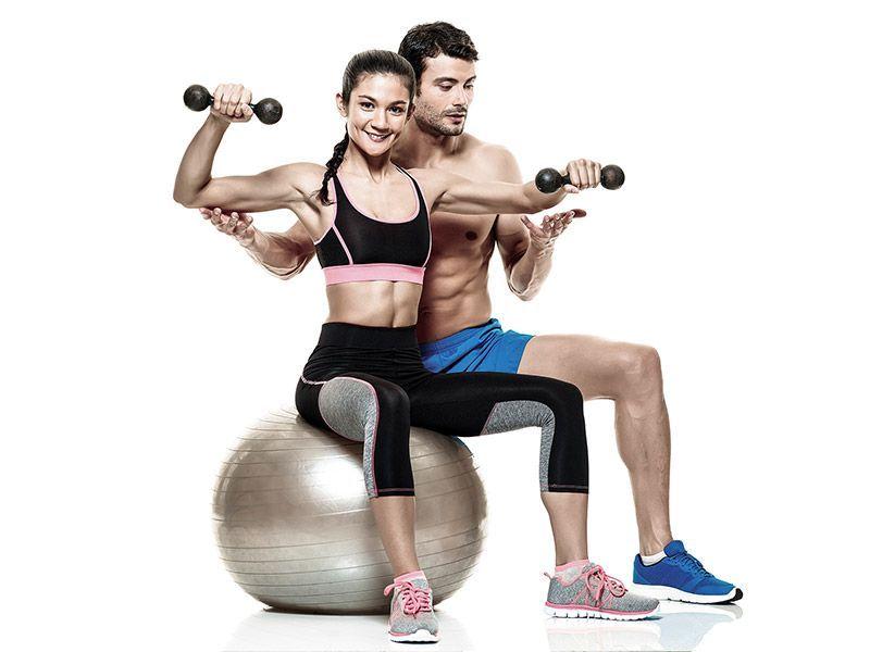 Sprawdź jak ćwiczyć na siłowni