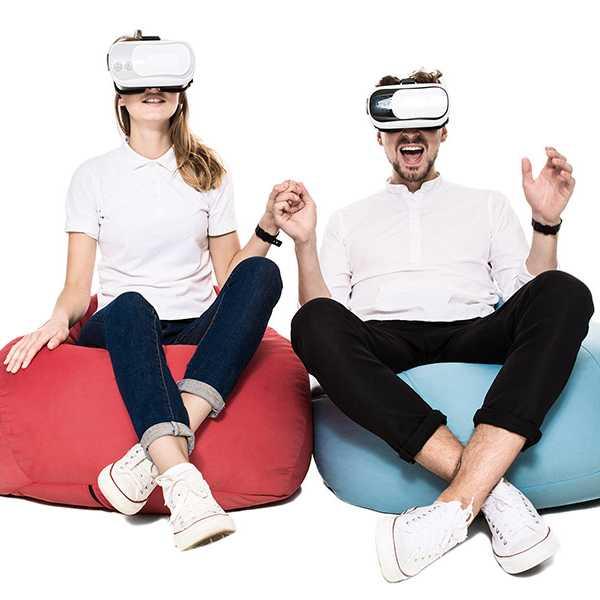 Zobacz okulary do wirtualnej rzeczywistości