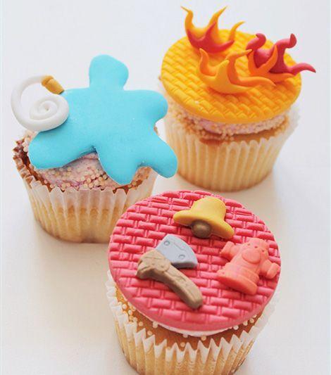 voucher na muffiny dla strażaka