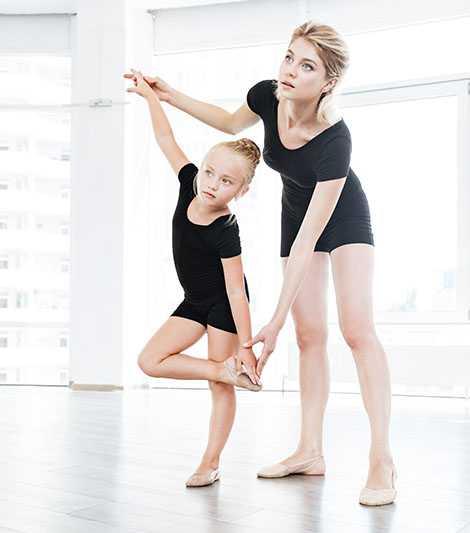 Voucher na warsztaty taneczne dla dzieci