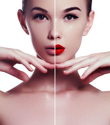 makijaż na 40stkę dla siostry