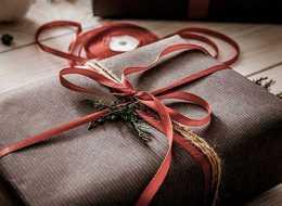 Sposób na oryginalne opakowanie prezentu