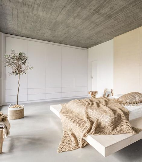 projekt sypialni lub pokoju gościnnego