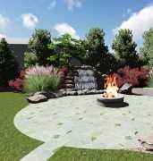 projekt tajemniczego ogrodu