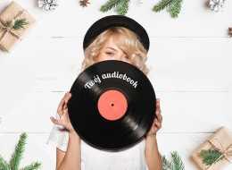 Magiczny prezent pod choinkę – voucher na nagranie audiobooka lub piosenki w profesjonalnym studiu