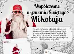 Współczesne wyzwania świętego Mikołaja