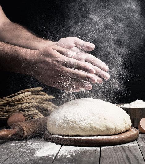 nauka pieczenia chleba