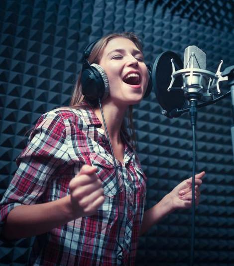 wnagranie piosenki