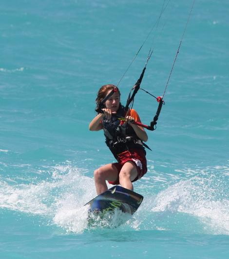 nauka kitesurfingu na rocznice slubu