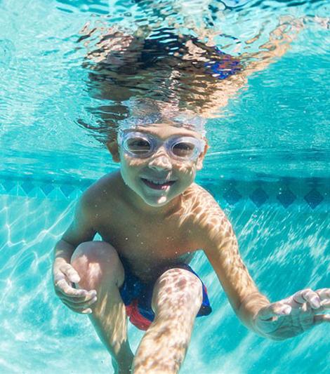 nurkowanie dla dzieci warszawa