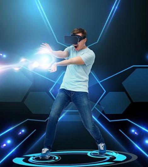 zaproszenie do salonu VR