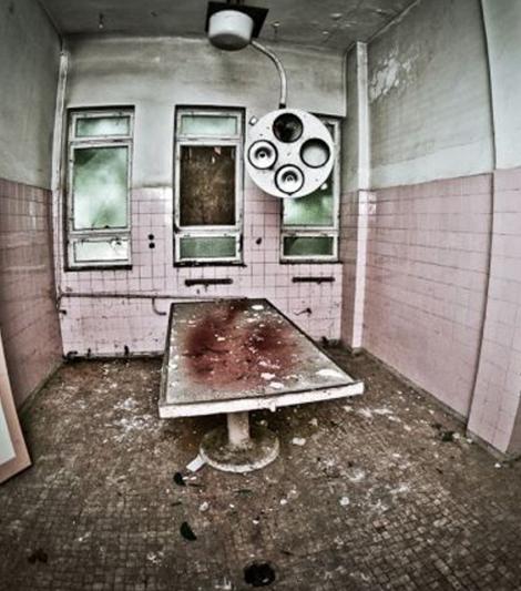 escape room warszawa szpital