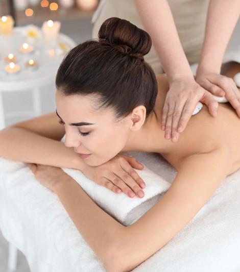 wybrany masaż