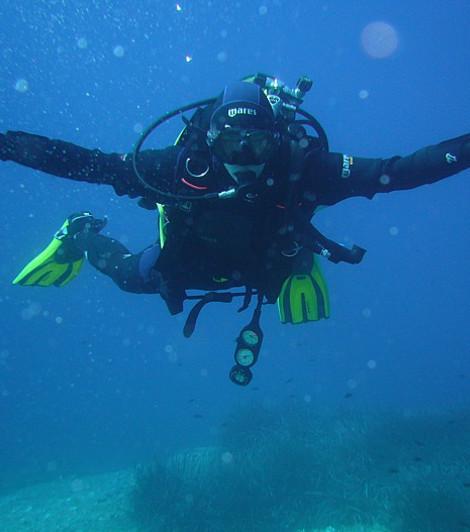voucher na kurs nurkowania AOWD