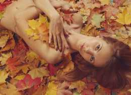 Piękna również jesienią czyli voucher na sesję zdjęciową