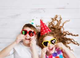 Pomysły na  urodzinową niespodziankę dla najmłodszych